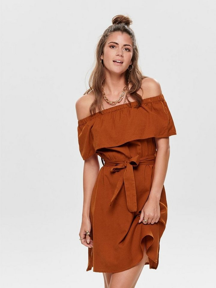 Only Off Shoulder Kleid