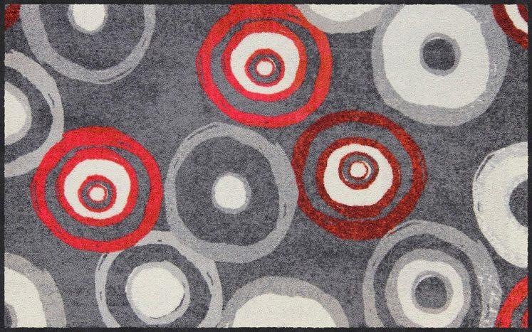 Teppich »Lena«, Salonloewe, rechteckig, Höhe 7 mm, waschbar