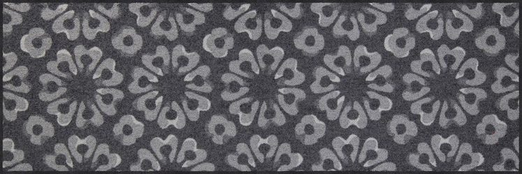 Läufer »Block Print«, Salonloewe, rechteckig, Höhe 7 mm, waschbar