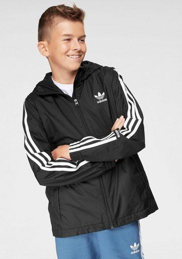 adidas Originals Windbreaker »LOCK UP WINDBREAKER« mit Kinnschutz