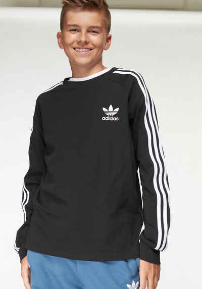 adidas Originals Langarmshirt »3-STREIFEN LONGSLEEVE«