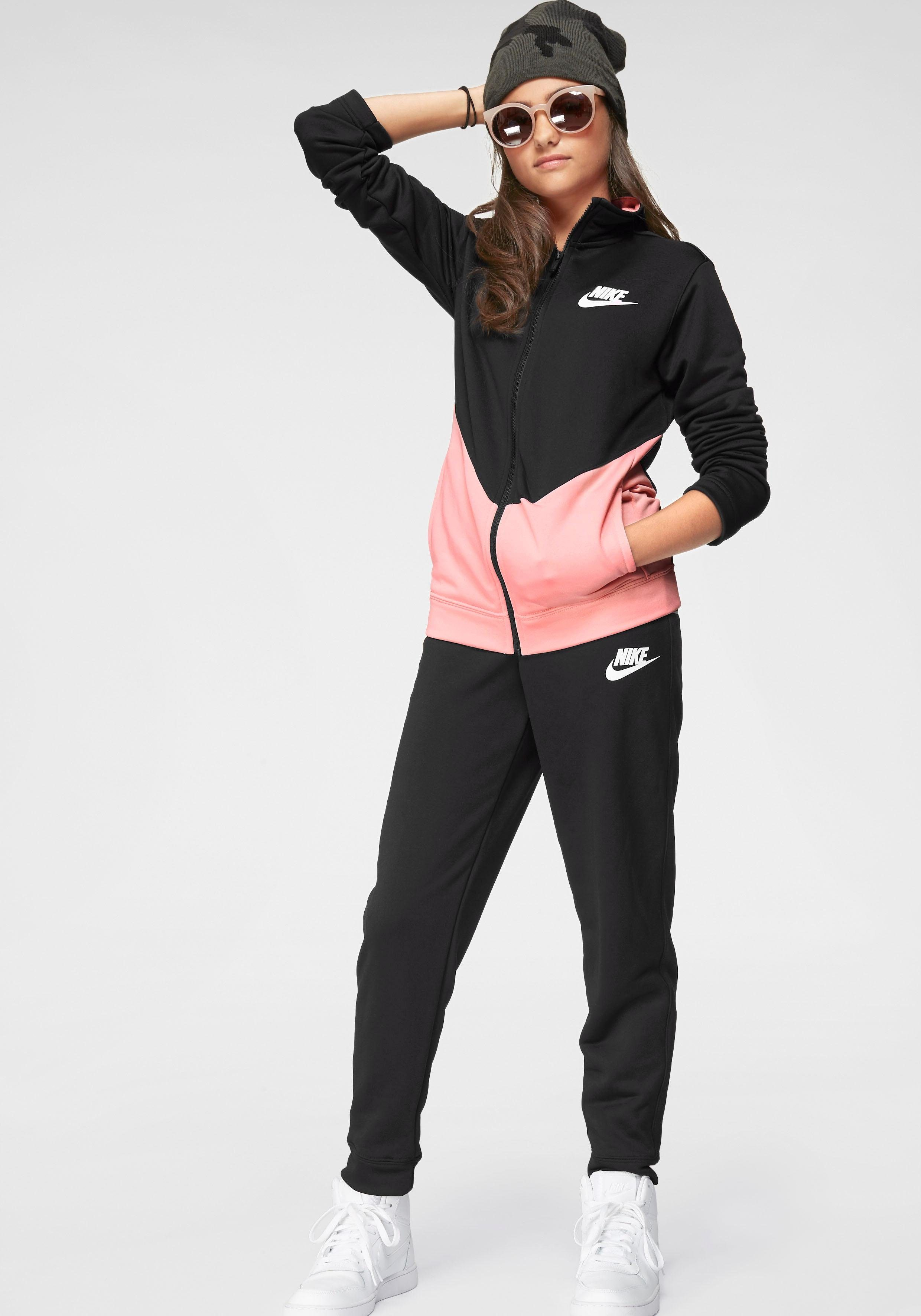 nike damen sportanzug