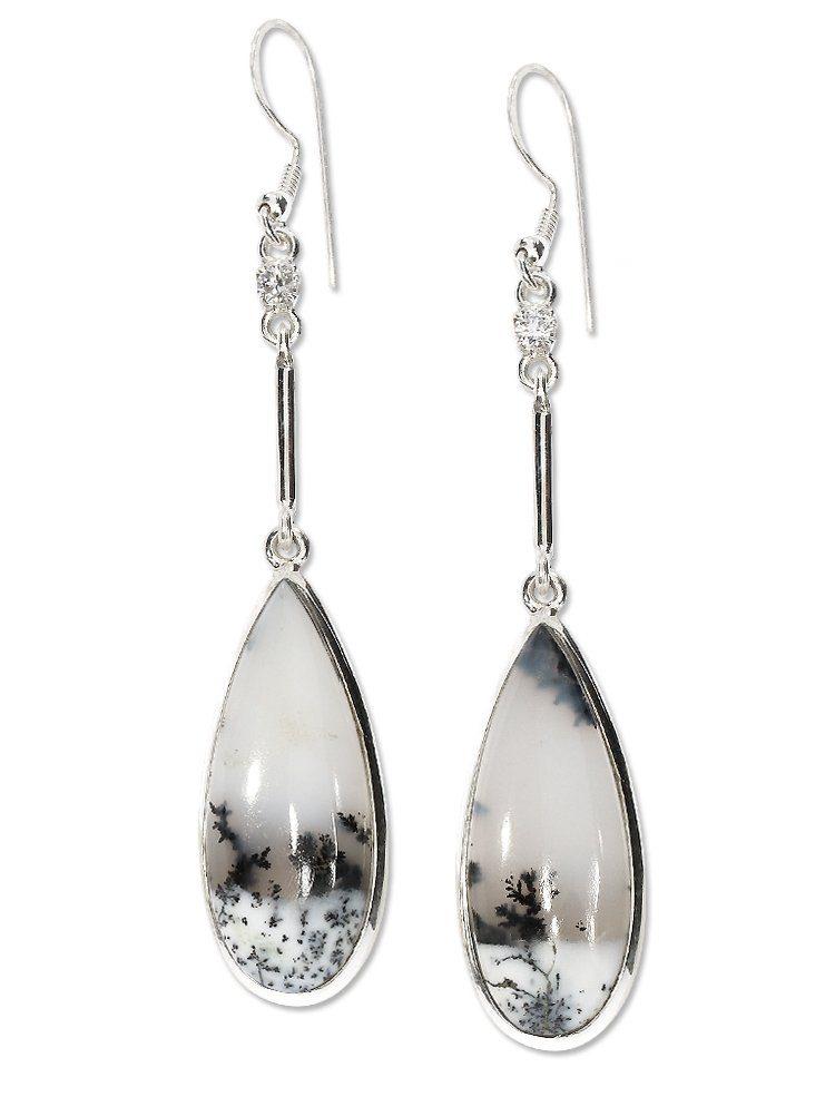 Kaufen Paar Adelia´s Silber« Ohrschmuck925 Silber Achat Ohrhänger Grau »dendritenopal Online tQrChdsx