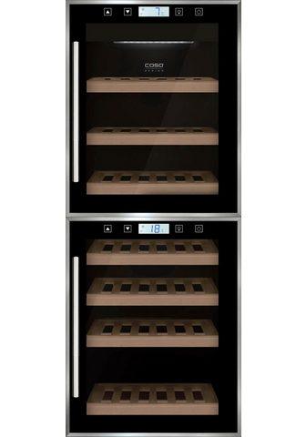 CASO Vyno šaldytuvas WineComfort Touch 38-2...