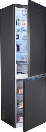 Samsung Kühl-/Gefrierkombination RB8000 RL36R8739B1, 202 cm hoch, 59,5 cm breit
