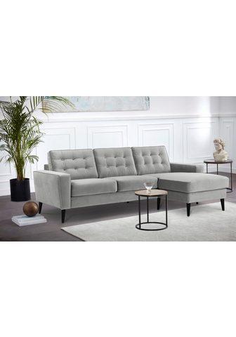 LEONIQUE Kampinė sofa su gulimasis krėslas »Tiv...
