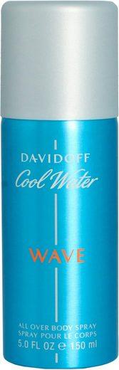 DAVIDOFF Deo-Spray »Cool Water Wave«