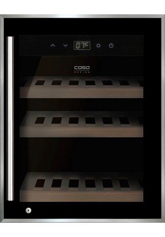 CASO Vyno šaldytuvas WineSafe 12 black dėl ...