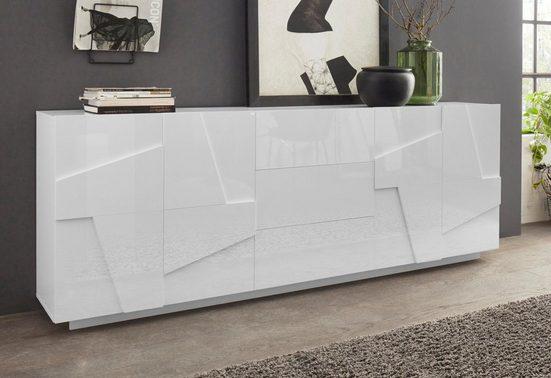 Tecnos Sideboard »PING«, Breite 224 cm