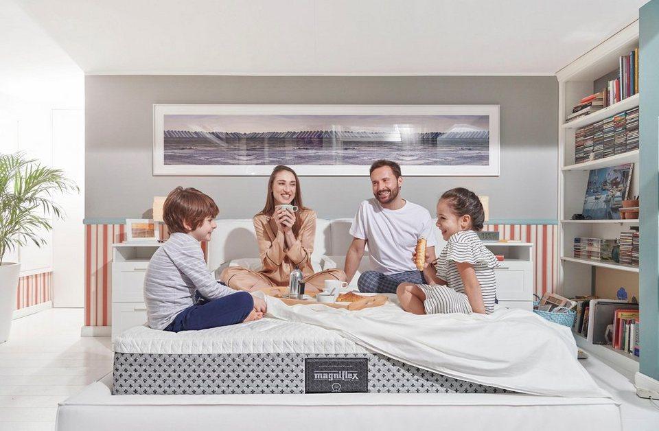 Visco Matratze Dolce Vita Comfort Dual 10 Magniflex 25 Cm Hoch Raumgewicht 50 Premium Luxusmatratze Mit Doppelkern In Komforthohe Online
