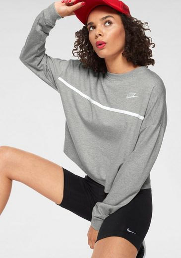 Nike Sportswear Sweatshirt »W NSW CREW JERSEY«