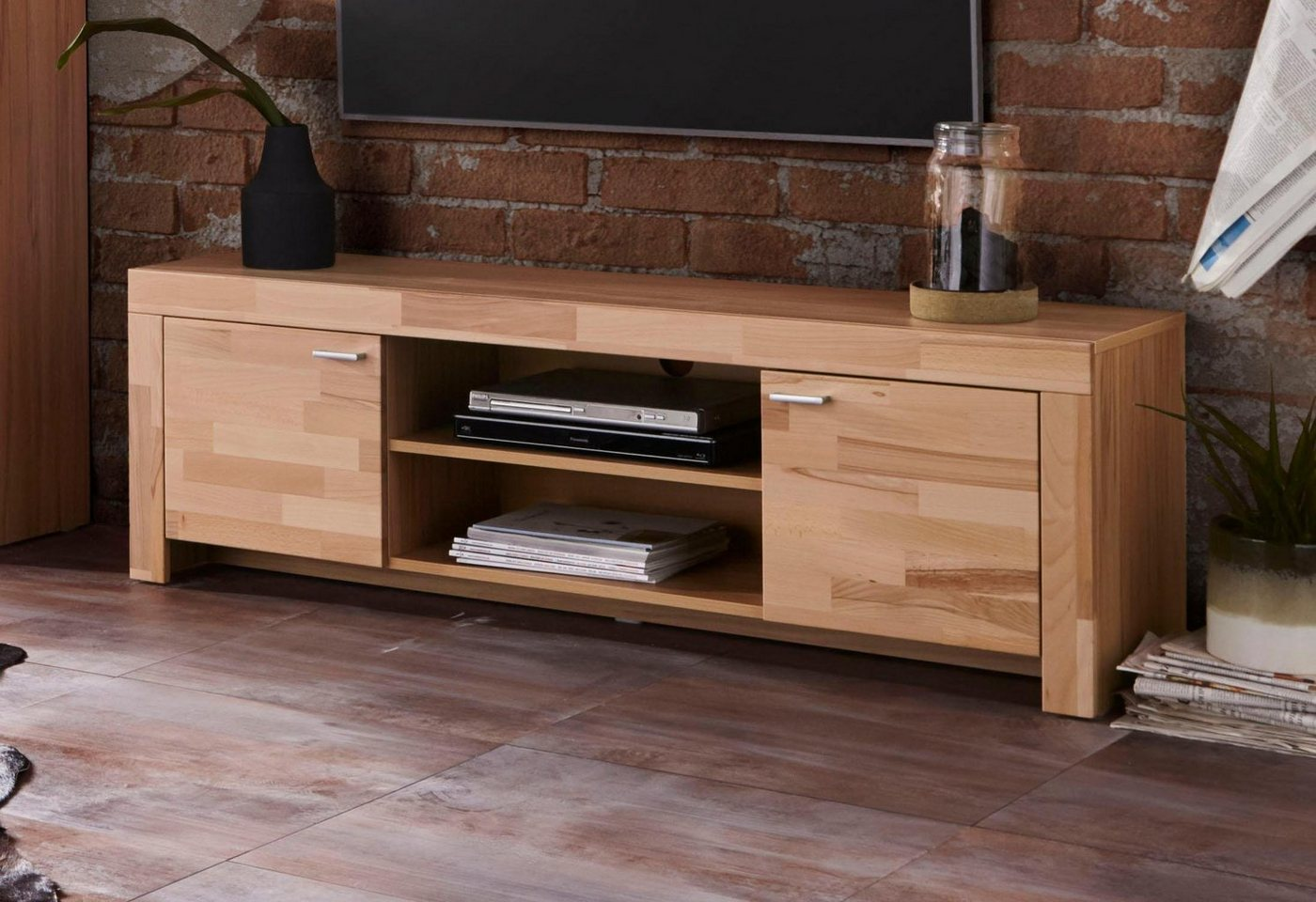 TV Möbel - Lowboard »Sintra«, Breite 148,5 cm  - Onlineshop OTTO