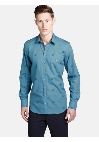 SHIRTMASTER Рубашка с длинными рукавами »tig...