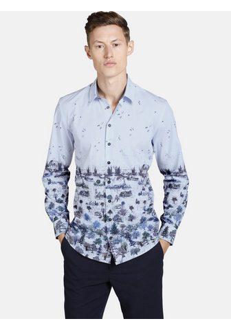 SHIRTMASTER Рубашка с длинными рукавами »win...