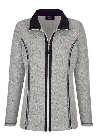 Спортивный свитер в Strick-Optik