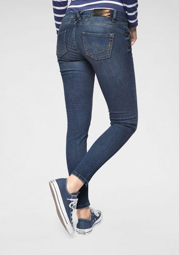 BLUE FIRE Skinny-fit-Jeans »ALICIA« mit Zipper-Details
