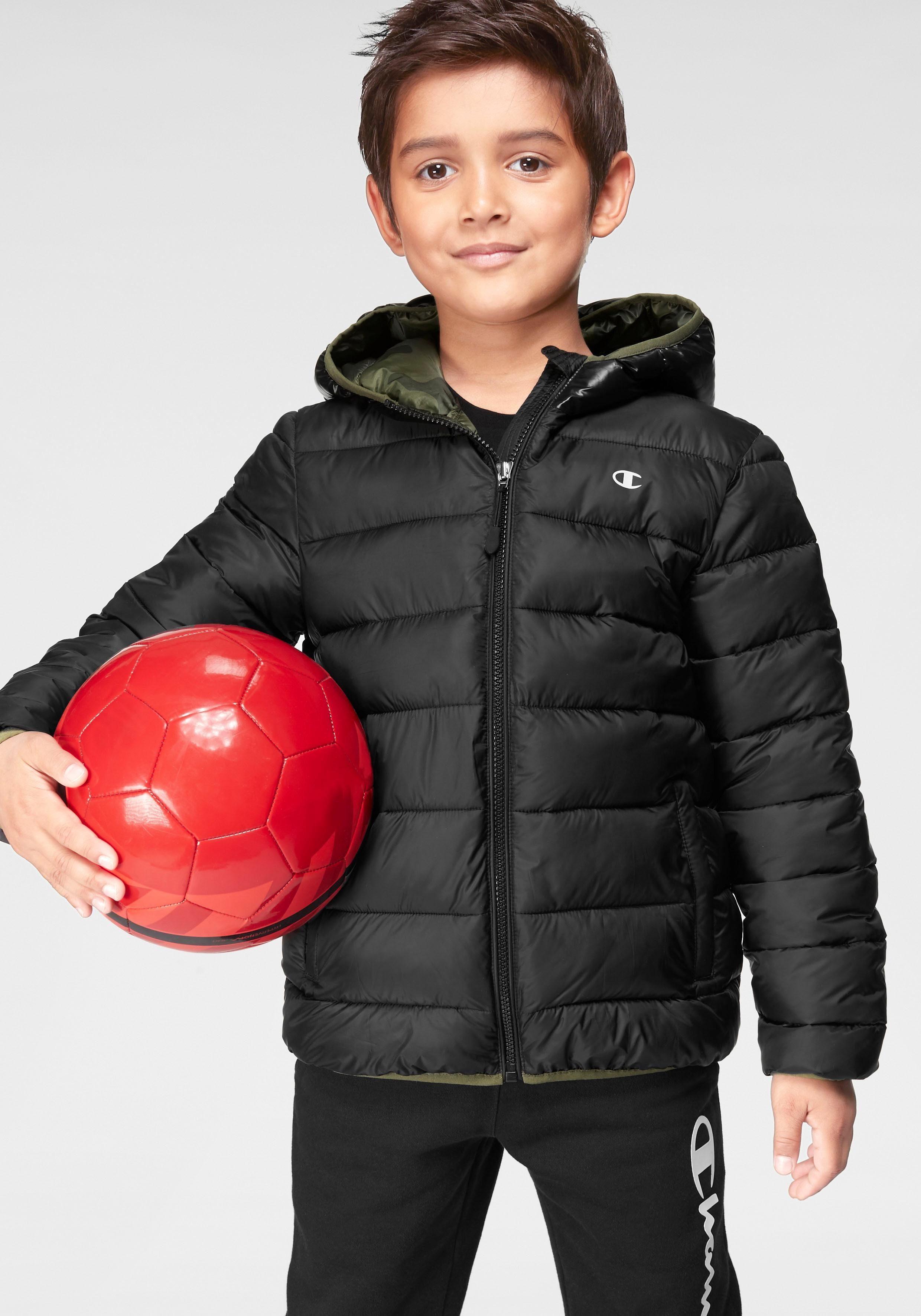 Jacket«Von »hooded KaufenOtto Steppjacke Online Champion PX80ONnZwk