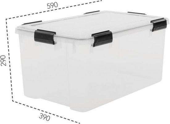 IRIS OHYAMA Aufbewahrungsbox »Water Proof ATL«, 50 Liter