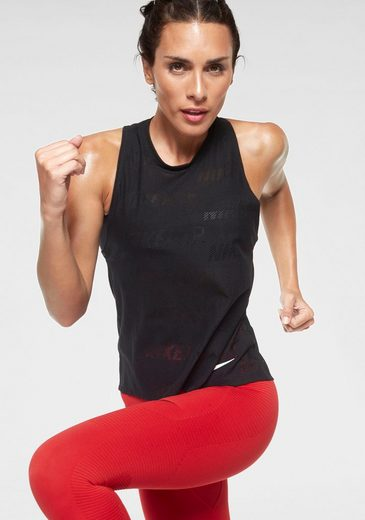 Nike Lauftop »WOMAN NIKE AIR RUNNING TOP«