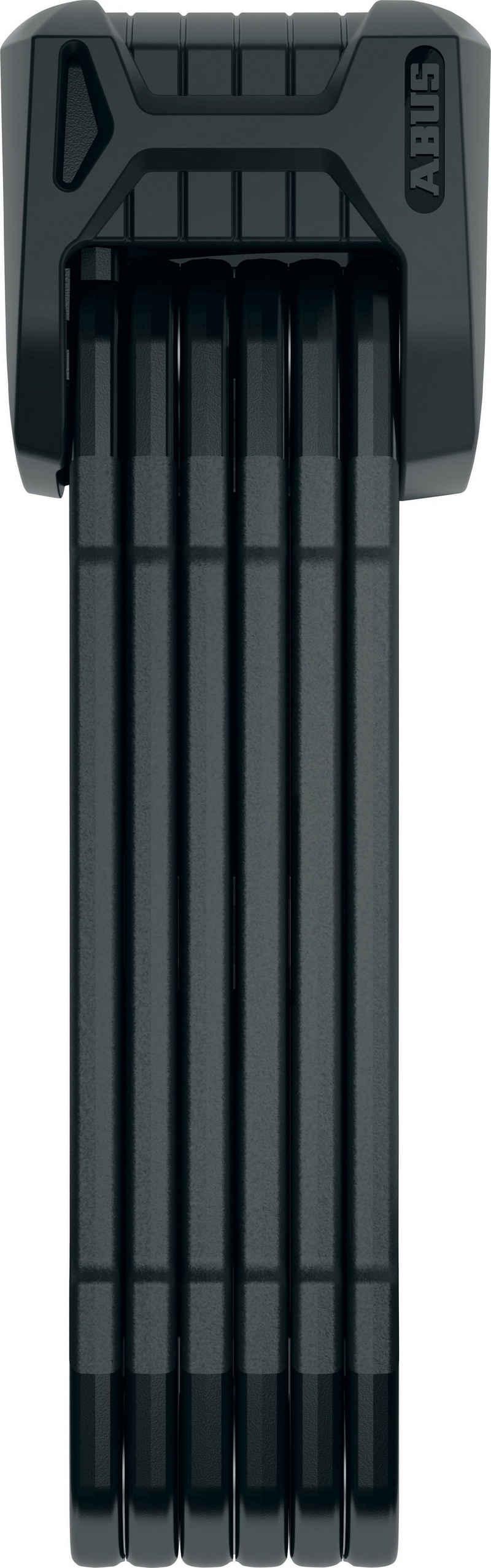 ABUS Faltschloss »6500/110 black SH«