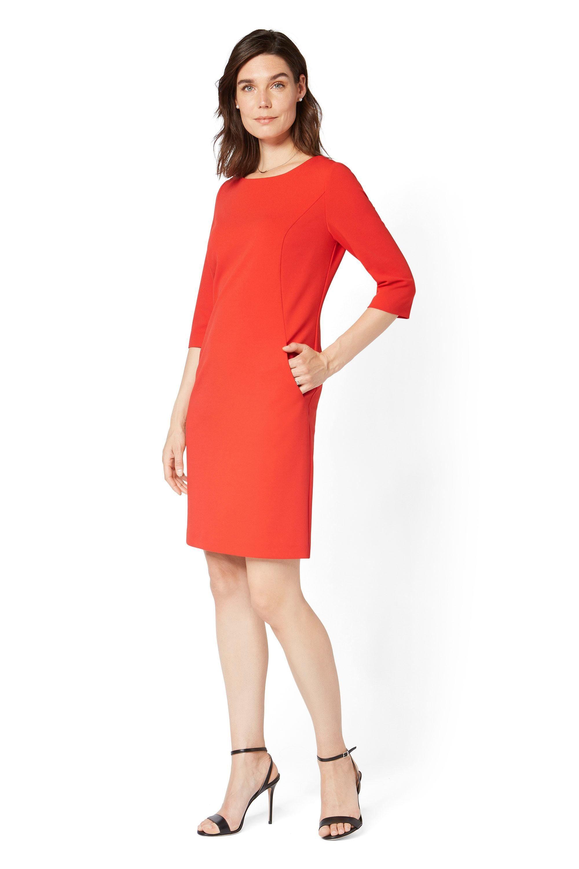 EtuikleidDezentes SelectBy Kleid Hermann Lange Online Nahttaschen Mit Kaufen ED92HI