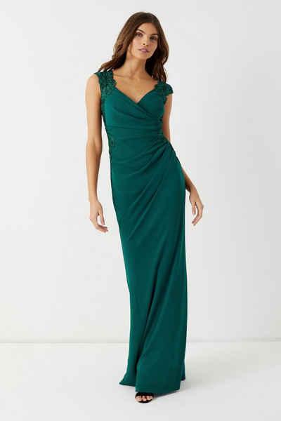 Wählen Sie für späteste Größe 7 Großbritannien Abendkleid in grün online kaufen | OTTO