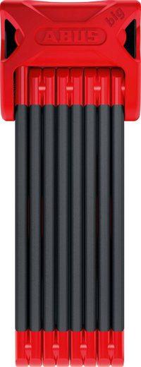 ABUS Faltschloss »6000/120 red SH«
