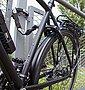ABUS Rahmenschloss »5950 NR BK+ 6KS/100 + ST 5950«, Bild 2