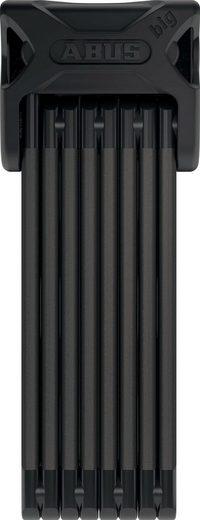 ABUS Faltschloss »6000/120 black ST«