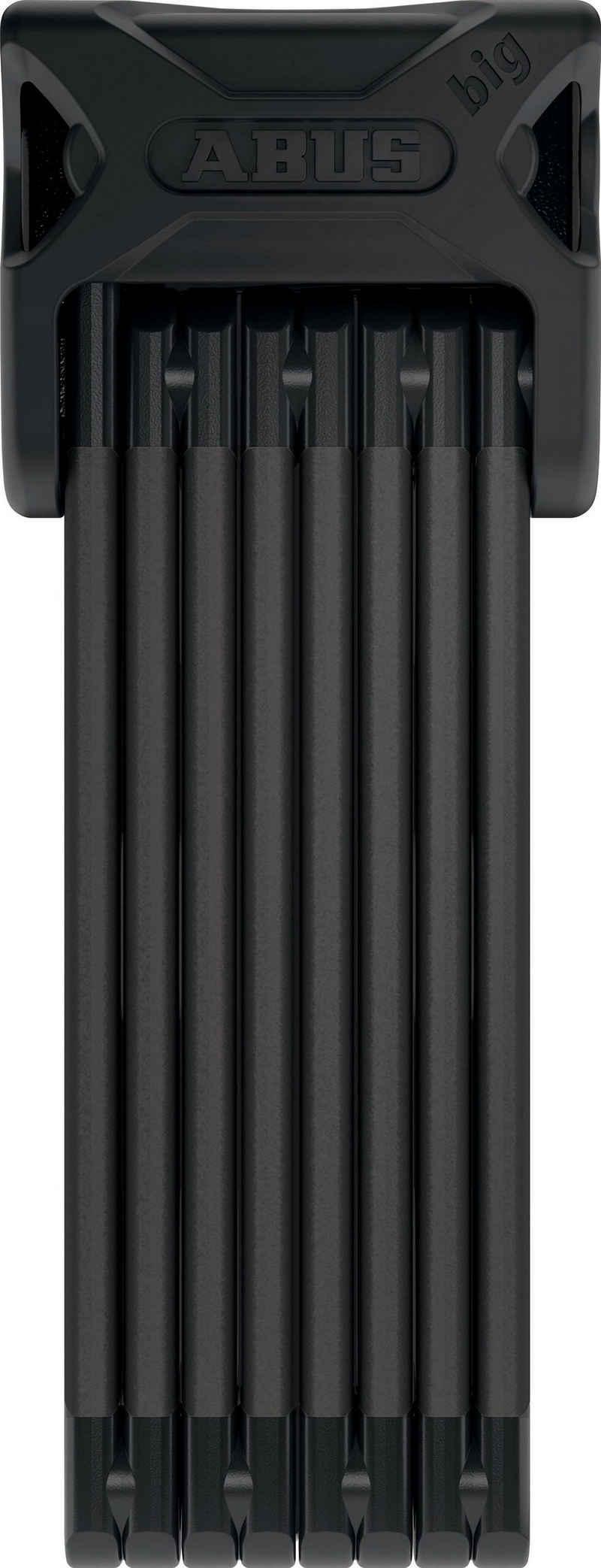 ABUS Faltschloss »6000/120 black SH«