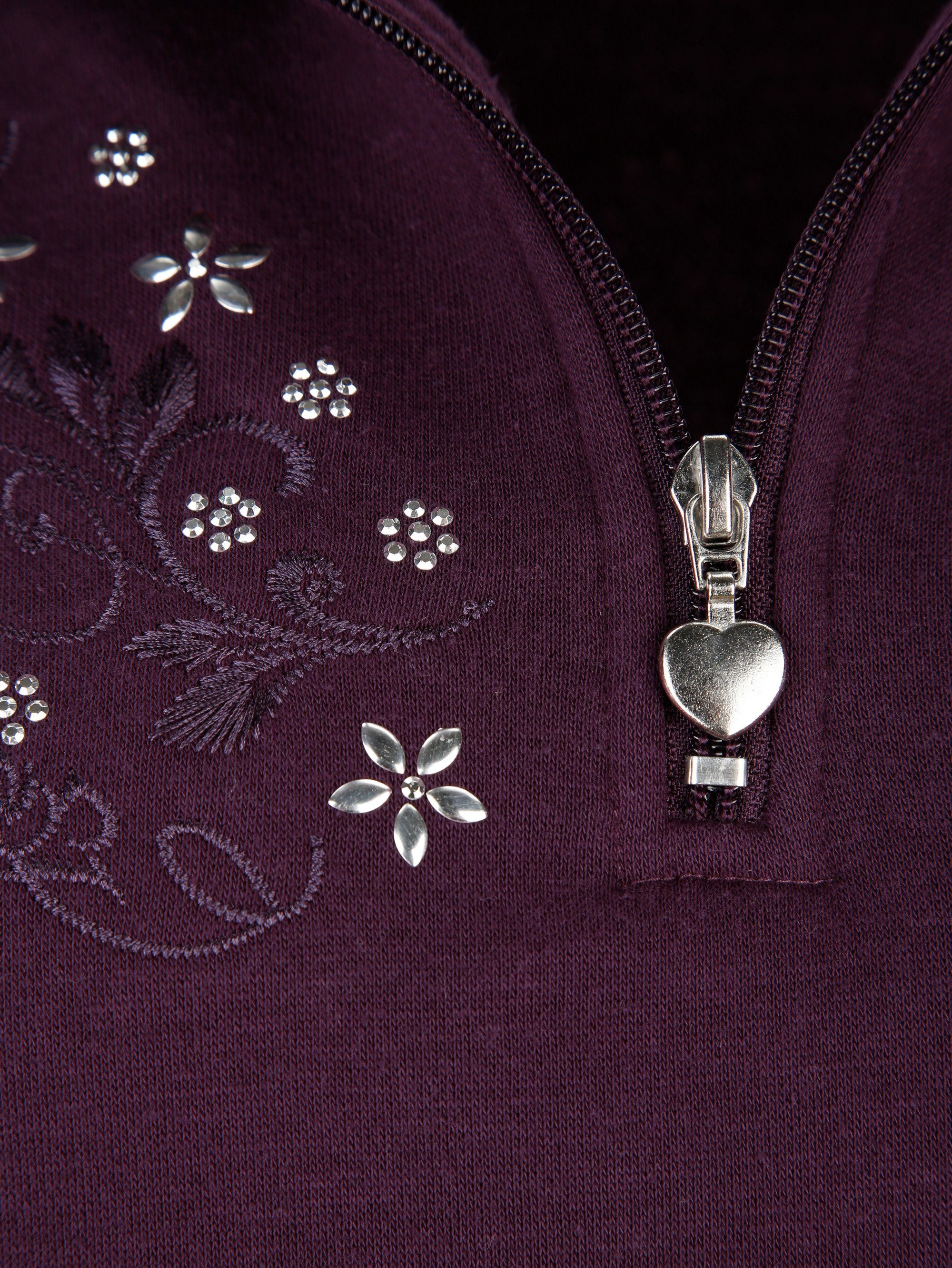 Mit Strassteine Kaufen Online Sweatshirt Paola 8XkwPN0nO