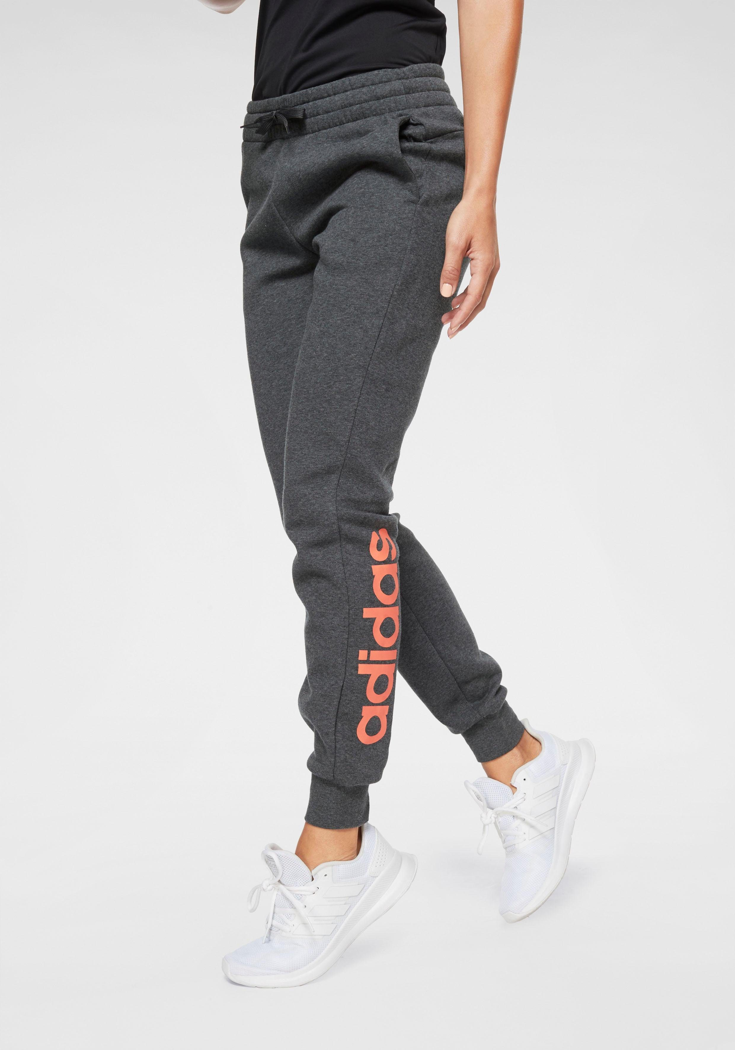 adidas Jogginghose »WOMEN ESSENTIALS LINEAR PANT« | OTTO
