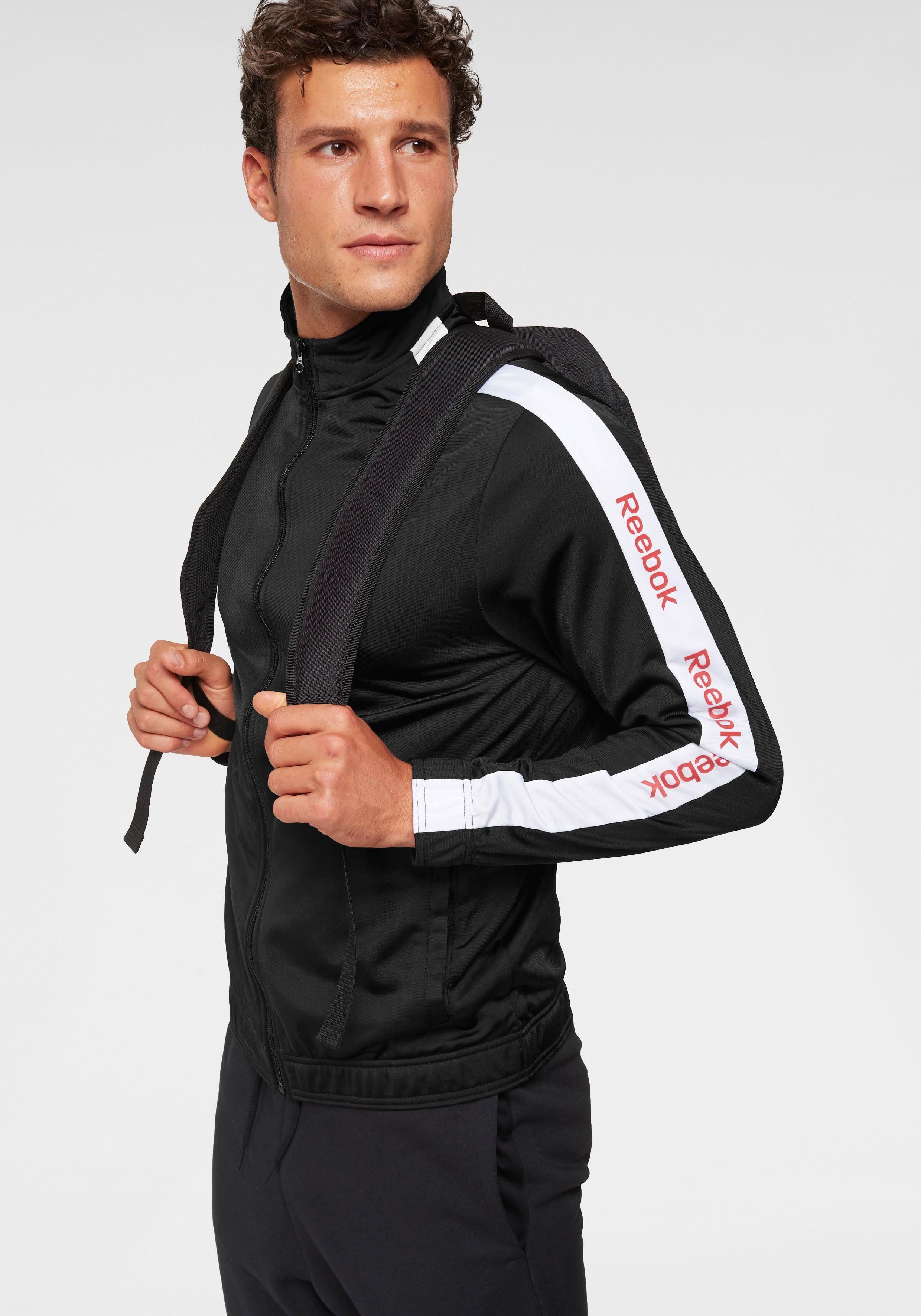 Reebok Trainingsjacke, Stehkragen online kaufen | OTTO