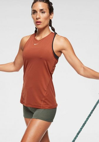 NIKE Sportiniai marškinėliai be rankovių »W...