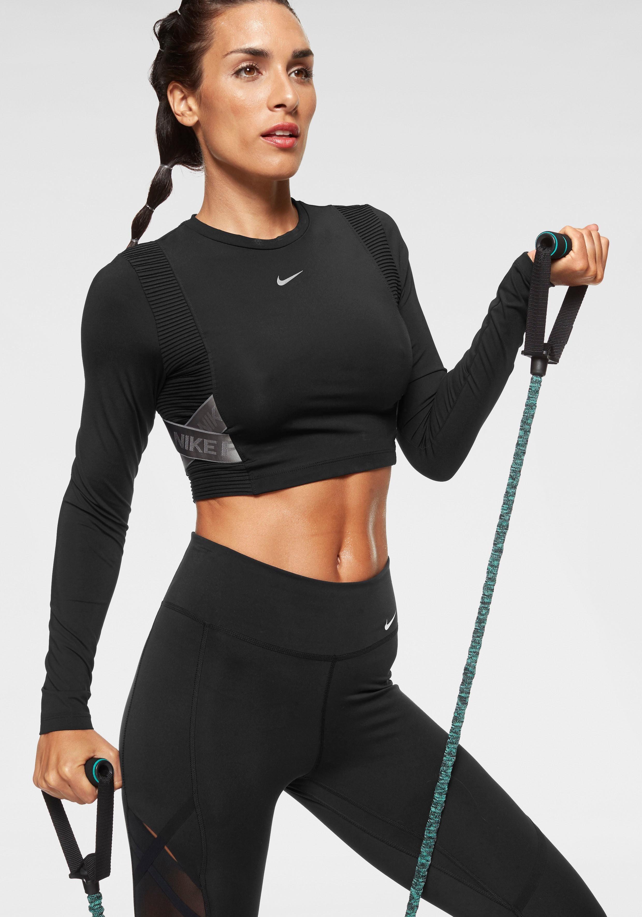 Puma Women's Rebel Run LS Top Long Sleeve Shirt, Womens