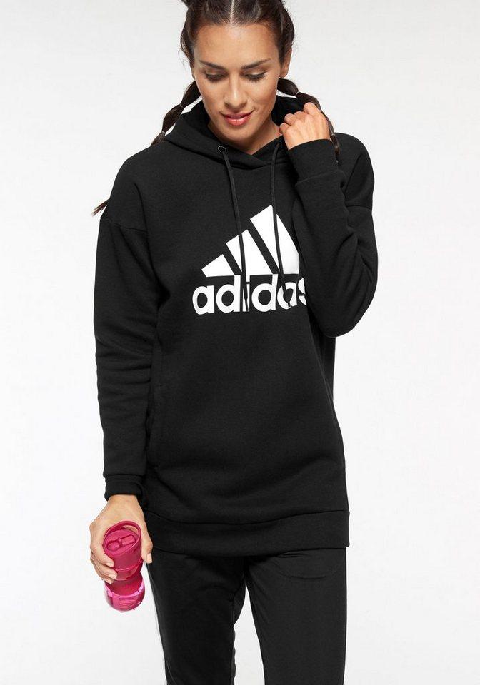 top quality cute hot sales adidas Performance Kapuzensweatshirt »W MH BATCH OF SPORTS OH HOODY« online  kaufen | OTTO