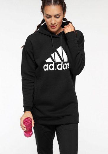 adidas Performance Kapuzensweatshirt »W MH BATCH OF SPORTS OH HOODY«