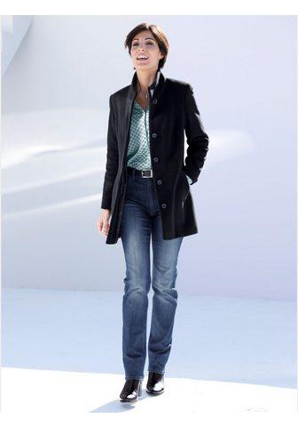 PAOLA Vilnonis paltas iš aukšta kokybė kokyb...