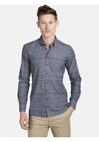 SHIRTMASTER Рубашка с длинными рукавами »str...