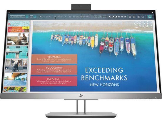 HP HP EliteDisplay E243d LED-Monitor (1920 x 1080 Pixel, Full HD, 7 ms Reaktionszeit, EliteDisplay E243d Dockingmonitor)