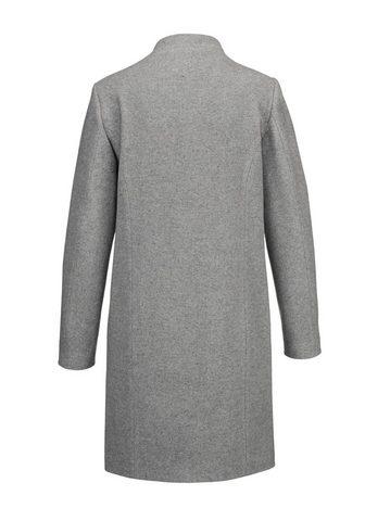 Пальто шерстяное с asymmetrischer пуго...
