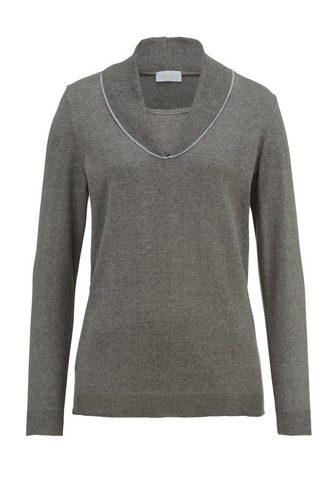 PAOLA Пуловер в 2in 1 имитация