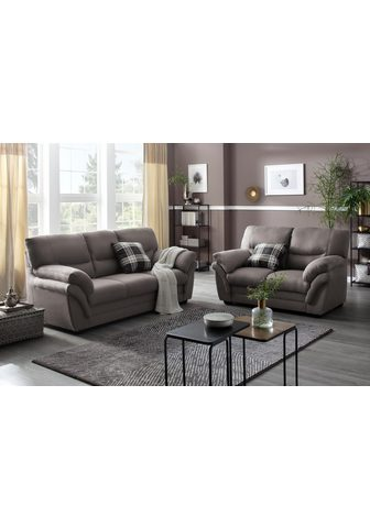 BENFORMATO HOME COLLECTION Sofa (Rinkinys 2 Teile)