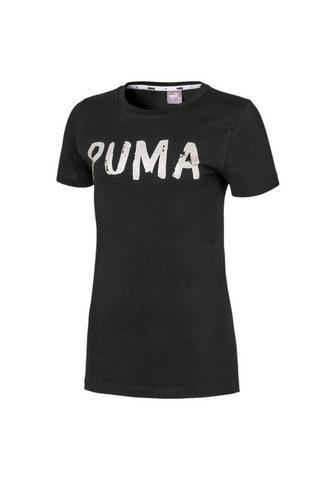 PUMA Marškinėliai »Alpha Tee«
