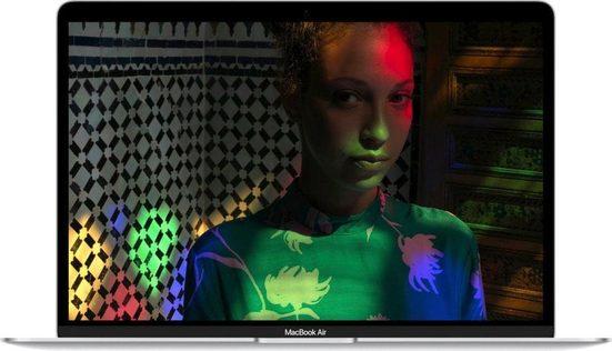 Apple MacBook Air 13 Notebook (33,78 cm/13,3 Zoll, Intel Core i5, 256 GB SSD)
