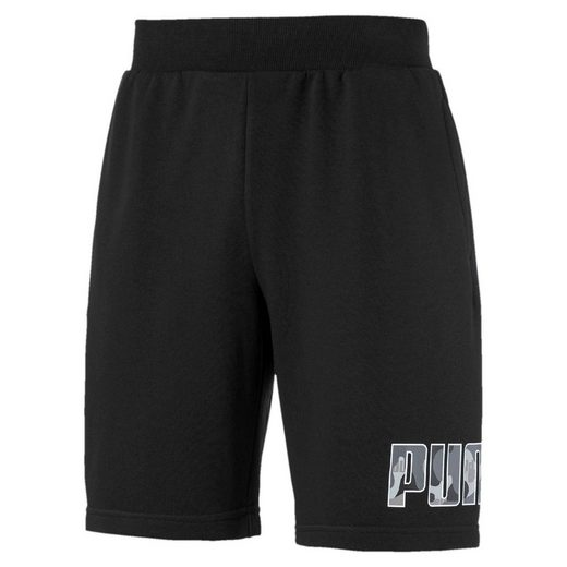 "PUMA Shorts »Rebel CAMO Shorts 9""«"