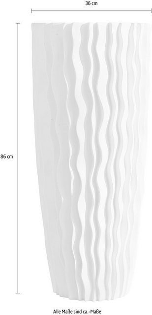 Schneider Bodenvase »Schneider« | Dekoration > Vasen > Bodenvasen | Schneider