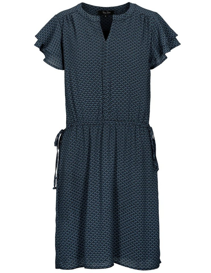 UK-Shop Großhandelsverkauf moderate Kosten Fry Day Sommerkleid »Tailliert« mit Volant-Ärmeln | OTTO