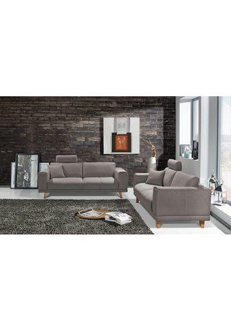 HOME AFFAIRE Trivietė sofa »Sion«