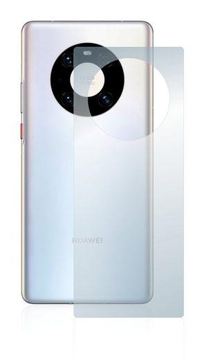 upscreen Schutzfolie »für Huawei Mate 40 Pro (Rückseite)«, Folie Schutzfolie klar anti-scratch